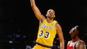 NBA – Kareem Abdul-Jabbar dévoile le joueur actuel avec lequel il aimerait jouer