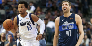 NBA – Etre coéquipier de Dirk Nowitzki ? L'avis de Jalen Brunson