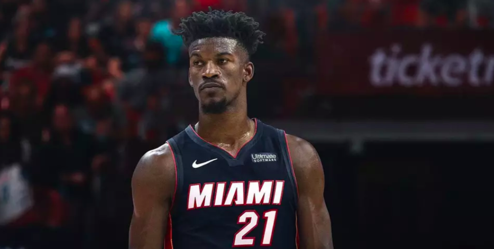 Jimmy Butler Heat miami