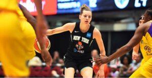 WNBA – Marine Johannes embrase New York !
