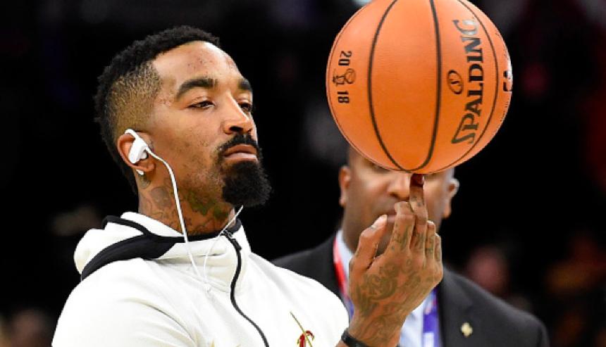 JR Smith franchise NBA