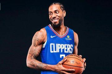 Kawhi Clippers