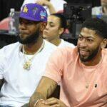 NBA – « Les absences de LeBron et Davis vont aider les Lakers »
