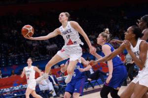 Eurobasket (F) – Les Bleues en finale après une victoire face à la Grande-Bretagne !