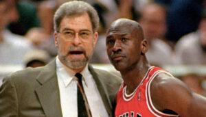 NBA – « Je n'ai pas besoin de me réconcilier avec Phil Jackson, pas le temps pour ça »