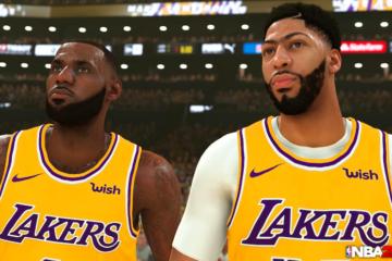 Notes joueurs NBA 2K20