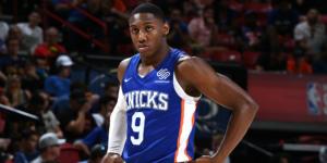NBA – La comparaison peu flatteuse d'un scout pour RJ Barrett