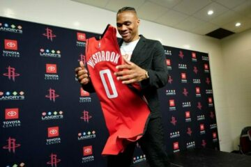 Russell Westbrook confirme l'importance de James Harden dans sa venue