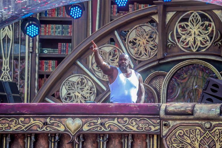 Shaquille O'Neal Tomorrowland 2019