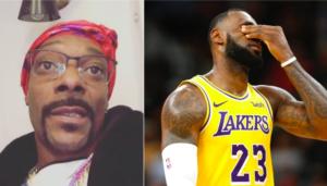 NBA – Snoop Dogg donne son avis sur le GOAT… puis s'emmêle les pinceaux