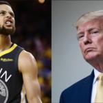 NBA – Steph Curry réagit enfin aux propos polémiques de Donald Trump