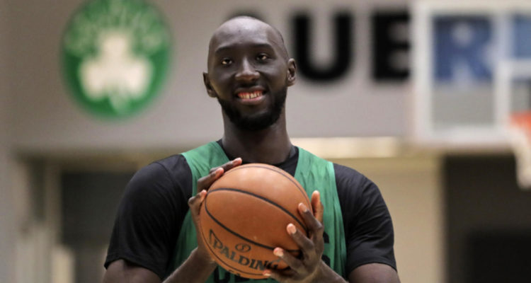 Tacko Fall Boston