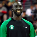 NBA – Les hilarantes images de Tacko Fall dans la bulle