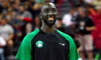 Tacko Fall Drew Halen
