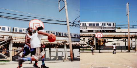 terrains de basket chicago