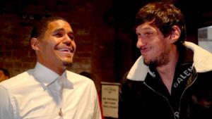 NBA – Les adieux à mourir de rire entre « Bobi et Tobi »