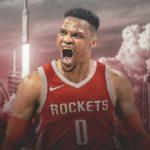 NBA – Un ancien joueur optimiste quant à la réussite de Russell Westbrook aux Rockets