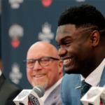 NBA – Zion Williamson crée un effet XXL à New Orleans