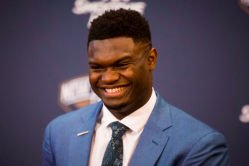 Zion Williamson let's dance