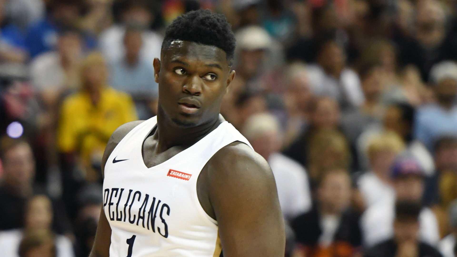 Fin de summer league pour Zion Williamson