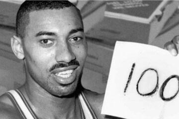100 points wilt chamberlain