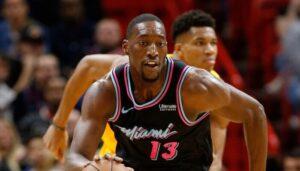 NBA – Bam Adebayo explique comment affronter Davis et Howard