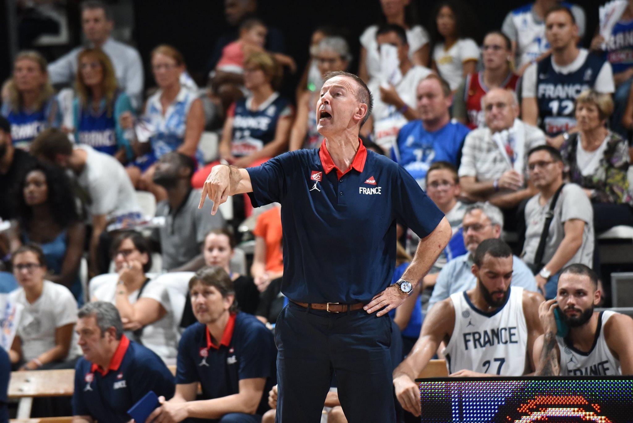 L'équipe de France se déplacera à 14 en Chine pour les derniers matchs de préparation