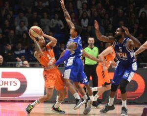 ABA League – L'ancien manceau, Justin Cobbs, rejoint le Buducnost Podgorica !
