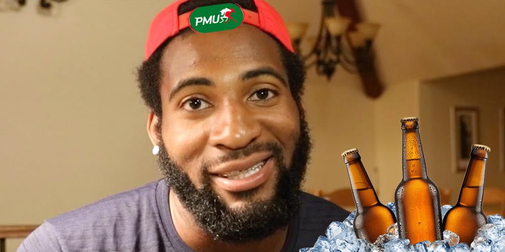 Andre Drummond biere beer