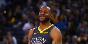 NBA – Andre Iguodala enfin tradé, direction l'Est !