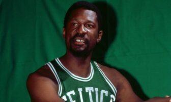 Les 4 lois essentielles du basketteur selon Bill Russell