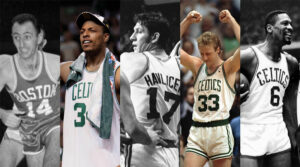 NBA – Jeu : Compose le meilleur 5 all-time des Celtics