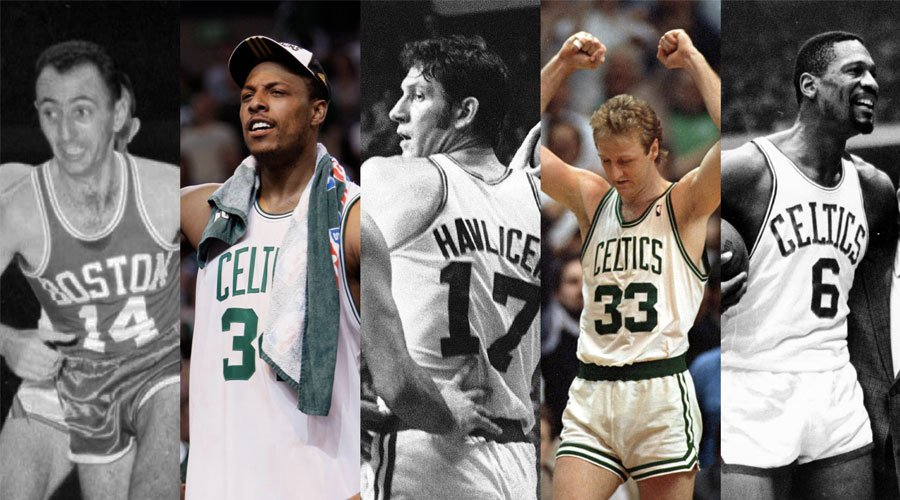 Boston Celtics all-time player