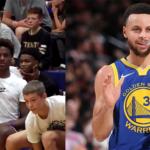 NBA – Bronny James : « Qui est mon père ? Steph Curry »