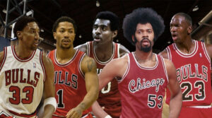 NBA – Jeu : Compose le meilleur 5 all-time des Bulls