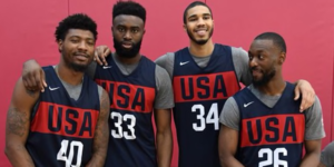 NBA – La réaction de Marcus Smart à la défaite de Team USA