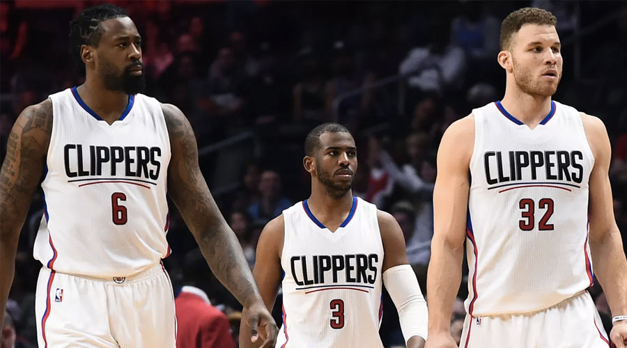 clippers lob city nba