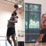 NBA – Anthony Davis fait le show devant son nouveau coach