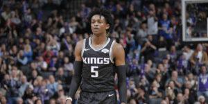 NBA – L'étrange silence de De'Aaron Fox