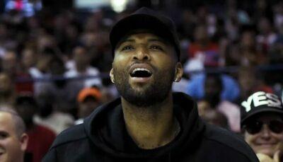 NBA – DeMarcus Cousins chauffe la ligue avec un tweet suspect