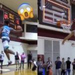 NBA – Aaron Gordon et Dennis Smith tapent un Dunk Contest improvisé
