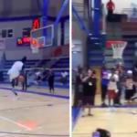 NBA – Derrick Jones place deux dunks monstrueux