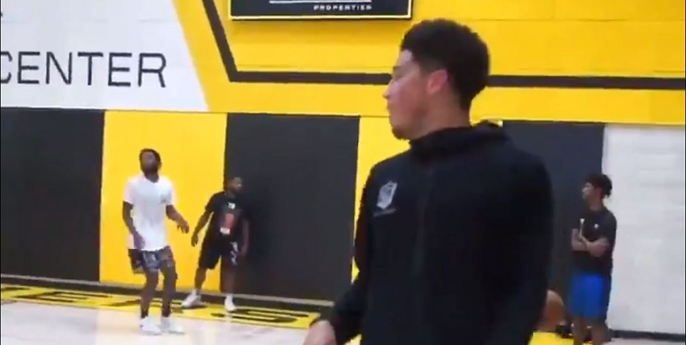 devin booker workout