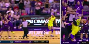 WNBA – Brittney Griner et Kristine Anigwe en viennent aux mains !