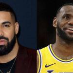 NBA – LeBron réagit au tout nouvel album de Drake !