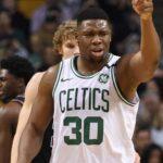 NBA – Coupé par Boston, Guerschon Yabusele rebondit