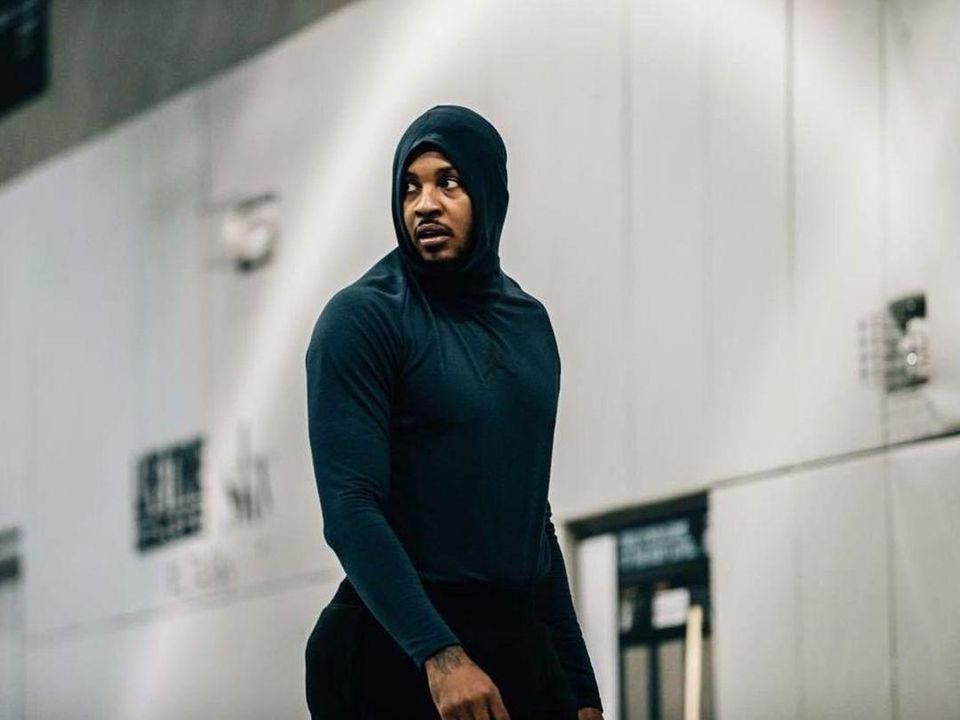 Carmelo Anthony Hoodie Melo