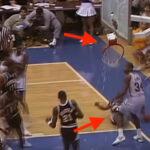 NCAA – Le dunk le plus mythique de l'histoire