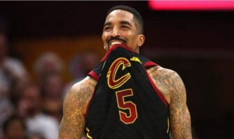 jr smith aux warriors ?