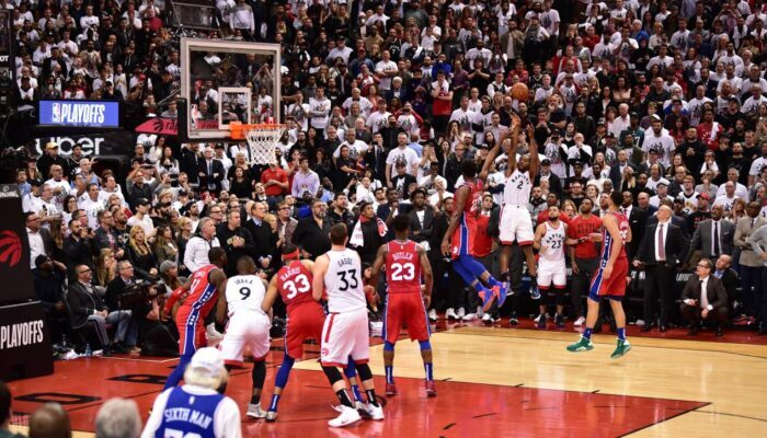 Kawhi Leonard clutch playoffs